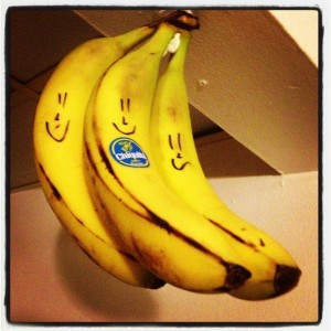 Or happy bananas?